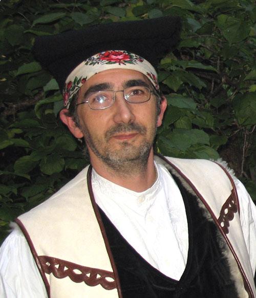 Francesco Urru: Componente del Direttivo della Pro Loco di Villaurbana